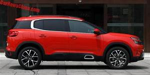 Citroen C 5 Aircross : this is the new citroen c5 aircross suv for china ~ Medecine-chirurgie-esthetiques.com Avis de Voitures