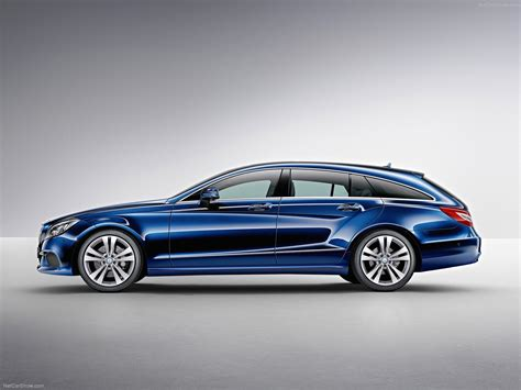 Mercedes-Benz CLS Shooting Brake (2015) - picture 23 of 46 ...