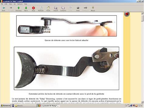 E-book - le Pistolet FN Baby expliqué