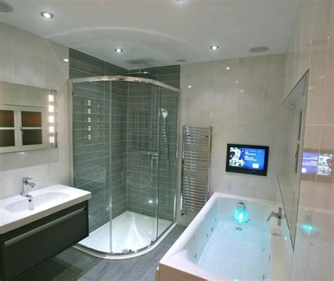 moderne badezimmereinrichtung trends fuer