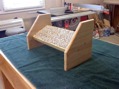 the desk foot rest desk foot restpine with carpeted foot rest