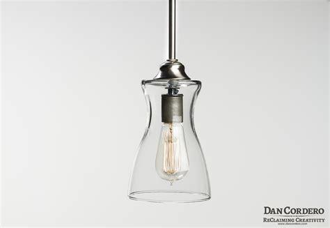 pendant light fixture edison bulb dan cordero