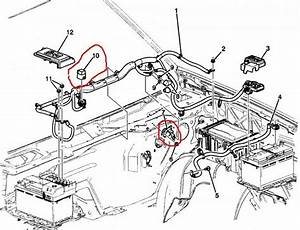 Auxiliary Battery Wiring