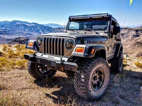 mock s jeep tj jeep modification project dixie 4 wheel