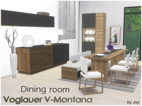 Joy's Dining Room Voglauer Vmontana