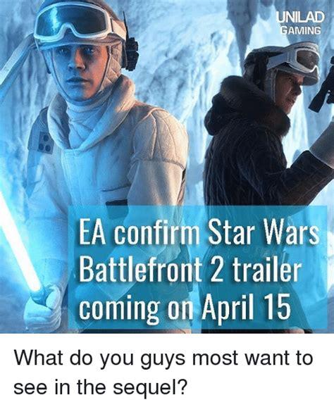 Sequel Memes - 25 best memes about battlefront 2 battlefront 2 memes