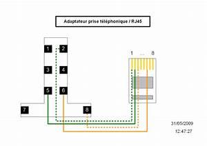 Adaptateur Téléphonique Bbox : remplacement de la prise gigogne ou ptt par une rj45 ~ Nature-et-papiers.com Idées de Décoration