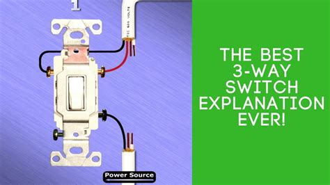 the 3 way switch explanation