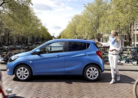 Opel Karl 10 75 CV  Test su strada  MotorAge New Generation