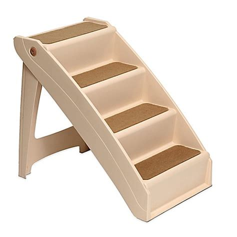 pupstep  dog stairs  extra large stairs bed bath