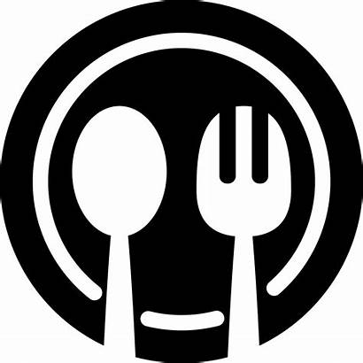 Icon Restaurant Icons Dining Transparent Dinner Clipart