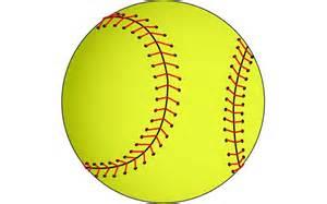 Softball Ball Clip Art