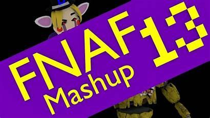 Fnaf Mashup