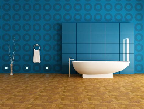 Tile Alternatives by 5 Attractive Alternatives To Tiles In The Bathroom