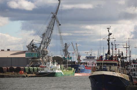 Pirmajā pusgadā ārvalstu kuģi Liepājas ostā pārbaudīti 28 ...