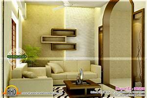 kitchen master bedroom living interiors home kerala plans With living room interior design photos