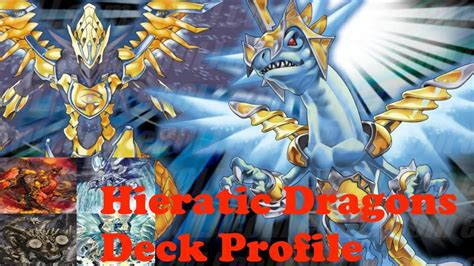 1st place hieratic dragons deck profile march 2014