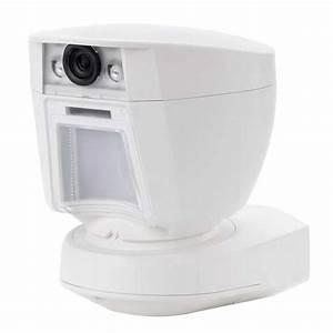 Camera Detecteur De Mouvement Exterieur : d tecteur ext rieur infrarouge a miroir avec cam ra int gr e visonic ~ Nature-et-papiers.com Idées de Décoration