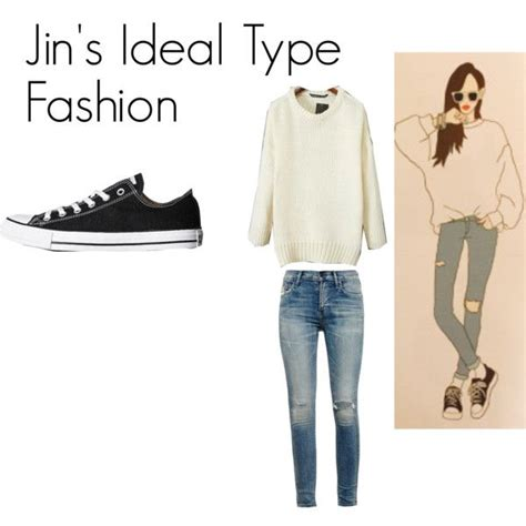 Jinu0026#39;s Ideal Type Outfit by kaisper on Polyvore featuring polyvore fashion style Citizens of ...