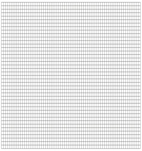 Grid Template Graph Paper Template Business