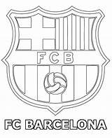 Coloring Football Barcelona Manchester Fc Kleurplaat Barca Voetbal Soccer Colouring Sheets Kleurplaten Club Logos Template Draw Crest Ausmalbilder Clubs Bologna sketch template