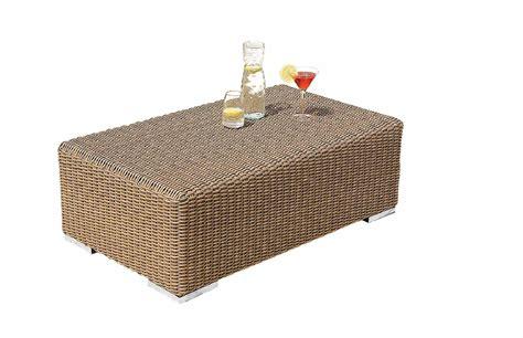 tavolino da giardino tavolino da esterno rattan sintetico mobili provenzali