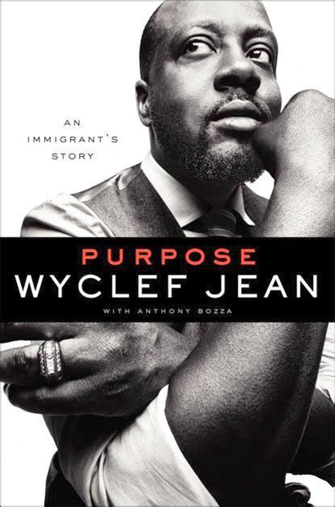jean louis titan games wyclef new book quot purpose quot lauryn hill led me to believe