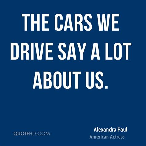 Quotes About Cars And Driving Quotesgram