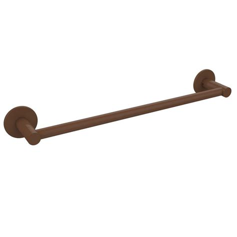 black ceramic towel bar franklin brass 24 in tuscan towel bar in white d8024w the home depot