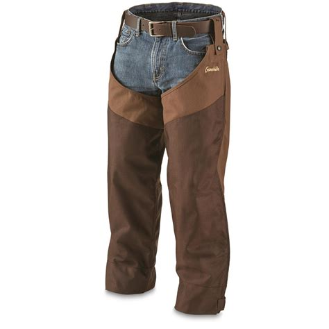 chaps blouses gamehide briar proof chaps 297198 upland