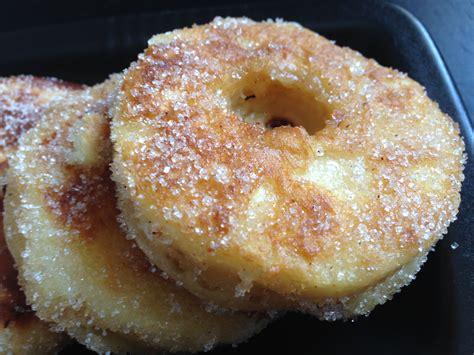 beignets aux pommes alsaciens sevencuisine