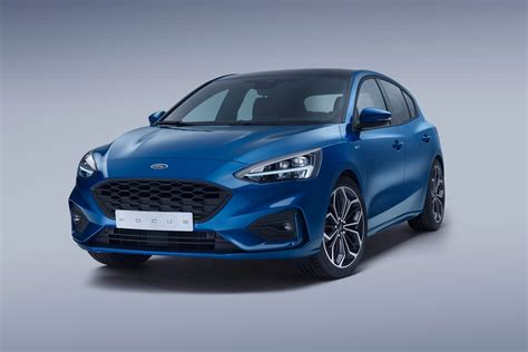 New 2018 Ford Focus Revealed  Allnew Rival For The Vw Golf