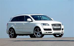 ABT Audi Q7 2006 Widescreen Exotic Car Picture #13 of 28