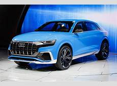 Audi RS Q8 concept with 600bhpplus set for Geneva motor