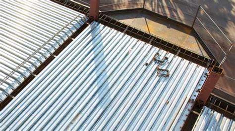 Versa Deck Metal Deck by Steel Joists Steel Decking Nationwide Structural Steel
