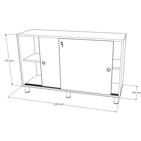 bureau dimension armoire de bureau design pour rangement et archivage