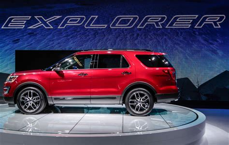 ford explorer release date spy shots price specs