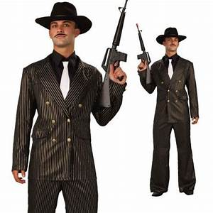 1920s Costume Gangster Suit | 03 CLOTHING - For Men ...