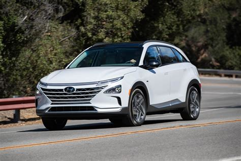 Hyundai Nexo Will Have 380 Miles Range in the U.S - Korean ...