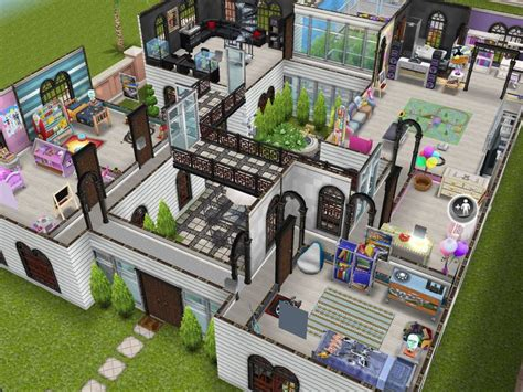 images  sims freeplay house design ideas