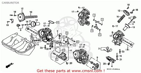 honda vfr400z nc21 102 1987 h japan carburetor buy carburetor spares online