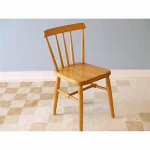 Chaise Enfant Vintage : chaise vintage en bois enfant la maison retro ~ Teatrodelosmanantiales.com Idées de Décoration