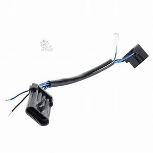 Motorcycle Led Headlight Wiring Harness For Harley Ultra Limited Low 2015