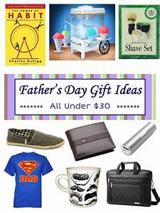 Cheap Fathers Day Gifts –11 best selection under $30 - Vivid's