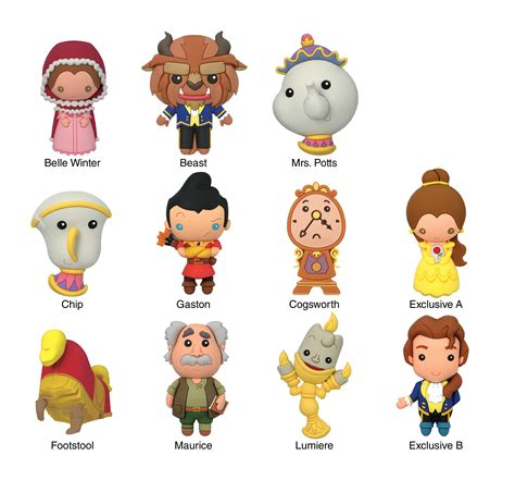 beauty   beast cartoon characters pictandpictureorg