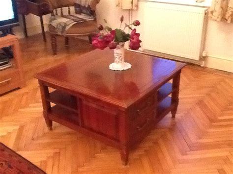 Laura Ashley Coffee Table For Sale ‹ Belton In Rutland