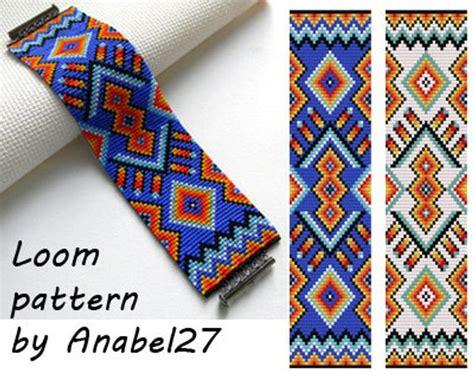 bead loom designs loom bead pattern ethnic style beaded pattern 13