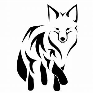 9 Stunning Tribal Fox Tattoos | Only Tribal