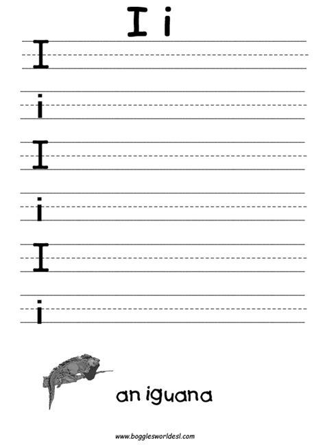 letter i worksheets alphabet letter i worksheets rodie