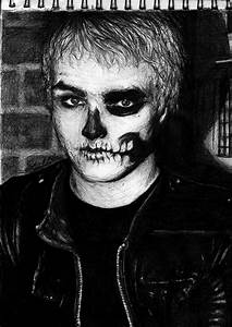 Gerard Way - Black Parade by MoonSStorm on DeviantArt